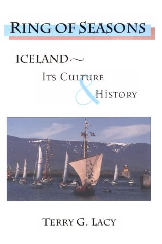 Ring of Seasons Iceland--Its Culture and History  1998 edition cover