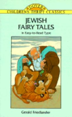 Jewish Fairy Tales   1997 9780486298610 Front Cover