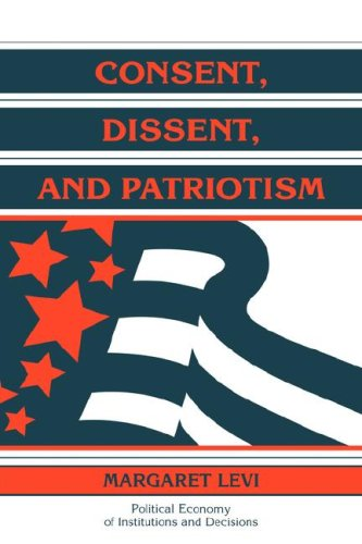 Consent, Dissent, and Patriotism   1997 edition cover