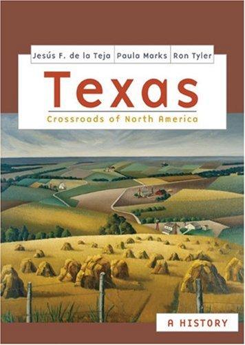 Texas Crossroads of North America  2004 edition cover