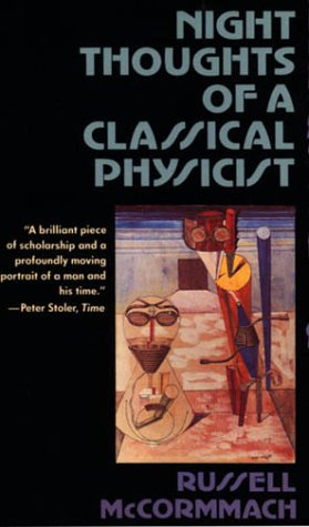 Night Thoughts of a Classical Physicist   1982 edition cover