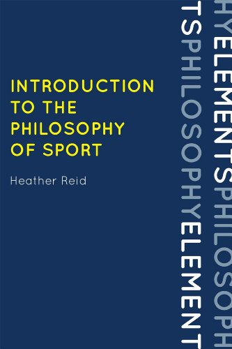 Introduction to the Philosophy of Sport   2012 edition cover