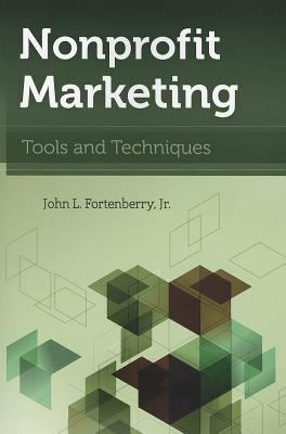 Nonprofit Marketing   2013 (Revised) edition cover