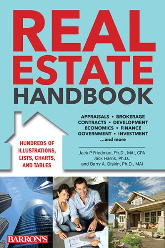 Real Estate Handbook  8th 2013 (Revised) edition cover