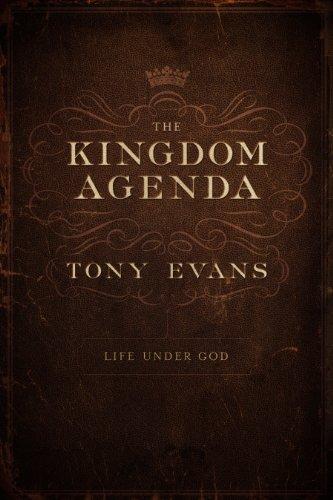 Kingdom Agenda Life under God N/A edition cover