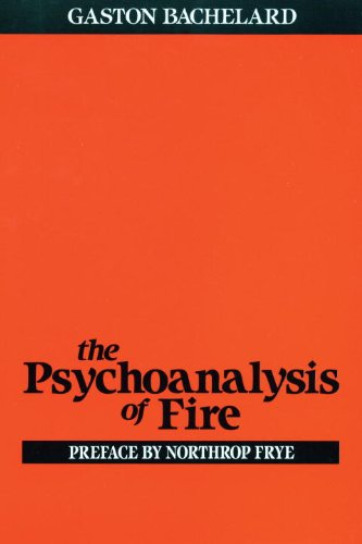 Psychoanalysis of Fire   1987 edition cover