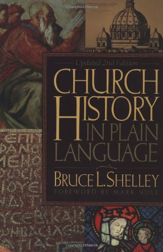 Church History in Plain Language  2nd 1996 (Revised) edition cover