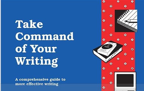 Take Command of Your Writing N/A edition cover