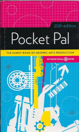 Pocket Pal The Handy Book of Graphics Art Production  2007 edition cover