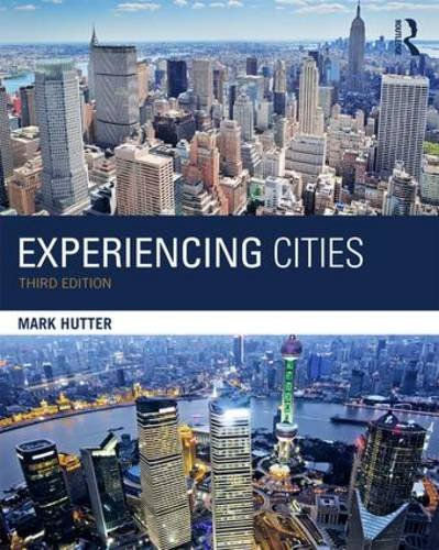 Experiencing Cities  3rd 2016 (Revised) 9781138851610 Front Cover