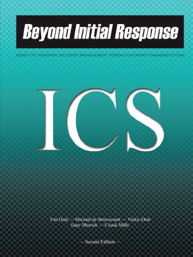 Beyond Initial Response--2nd Edition Using the National Incident Management System Incident Command System  2011 edition cover