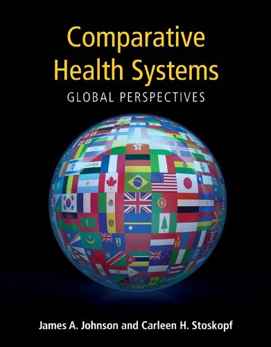 Comparative Health Systems - Global Perspectives   2010 edition cover