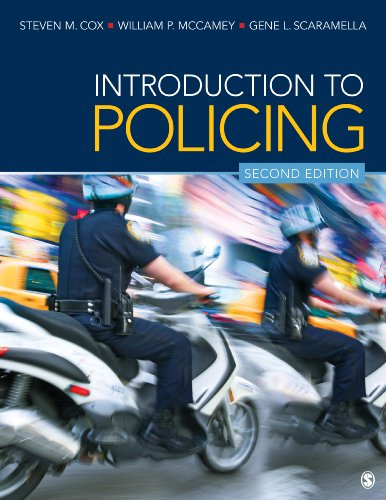 Introduction to Policing  2nd 2014 edition cover