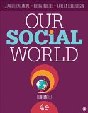 Our Social World  4th 2016 edition cover
