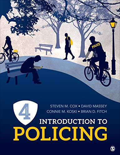 Introduction to Policing  4th 2020 9781544339610 Front Cover