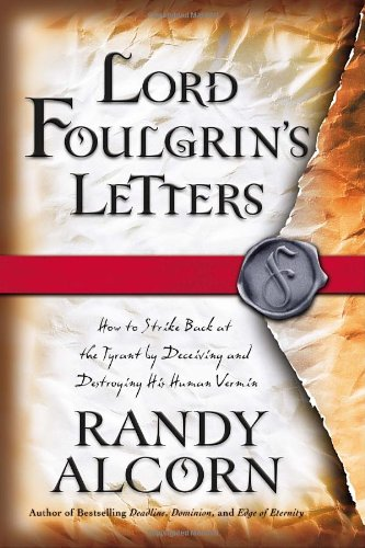 Lord Foulgrin's Letters   2001 edition cover