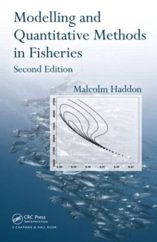 Modelling and Quantitative Methods in Fisheries  2nd 2011 (Revised) edition cover