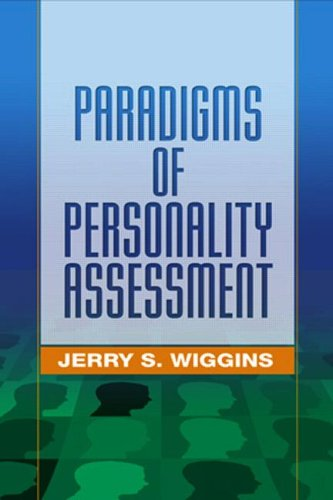 Paradigms of Personality Assessment   2003 edition cover