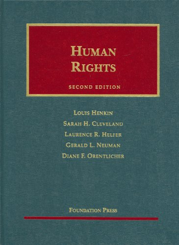 Human Rights  2nd 2009 (Revised) edition cover