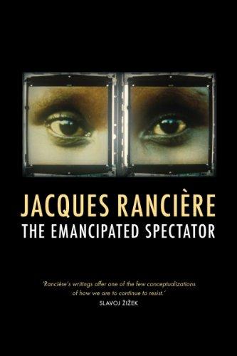 Emancipated Spectator   2011 edition cover