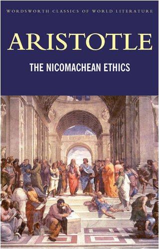 Nicomachean Ethics  N/A edition cover