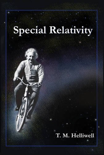 Special Relativity   2009 edition cover