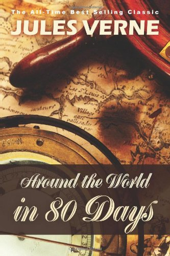 Around the World in 80 Days  N/A 9781936594610 Front Cover