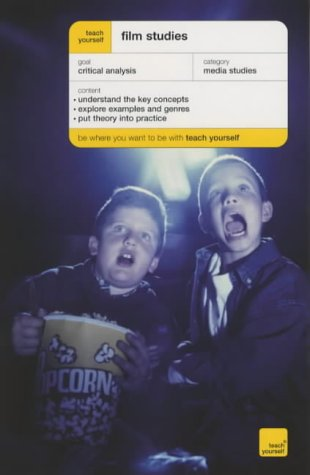 Teach Yourself - Film Studies  2nd 2003 edition cover