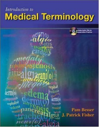 Introduction to Medical Terminology  6th 2006 (Student Manual, Study Guide, etc.) edition cover