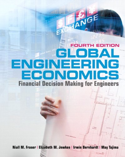 ENGINEERING ECONOMICS IN CANAD N/A edition cover