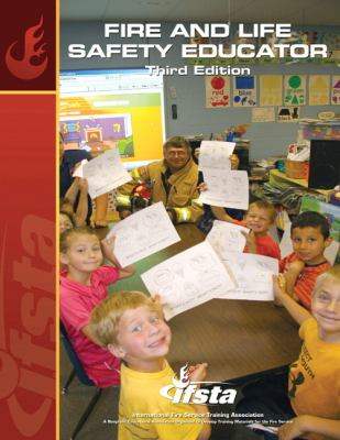 FIRE+LIFE SAFETY EDUCATOR               N/A 9780132790611 Front Cover