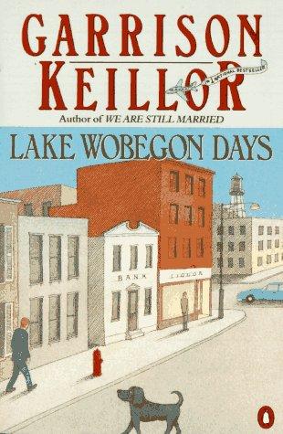 Lake Wobegon Days  N/A edition cover