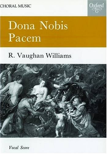Dona Nobis Pacem N/A 9780193388611 Front Cover