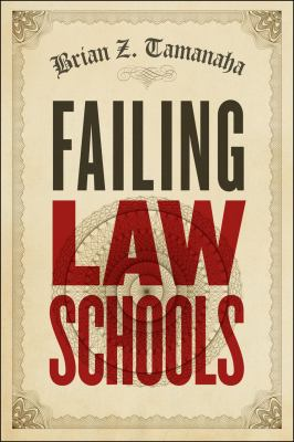Failing Law Schools   2012 edition cover
