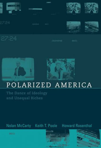 Polarized America The Dance of Ideology and Unequal Riches  2008 edition cover