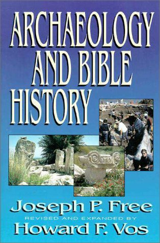 Archaeology and Bible History   1992 (Revised) edition cover