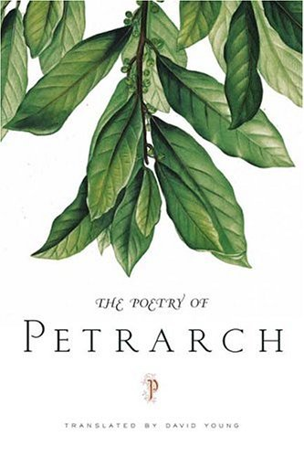 Poetry of Petrarch   2005 edition cover