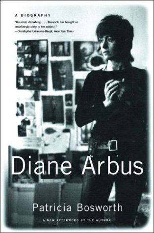 Diane Arbus A Biography  2005 edition cover