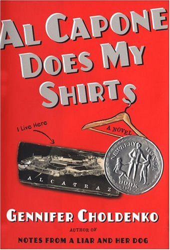 Al Capone Does My Shirts   2003 edition cover