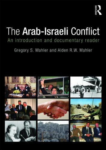 Arab-Israeli Conflict An Introduction and Documentary Reader  2010 edition cover