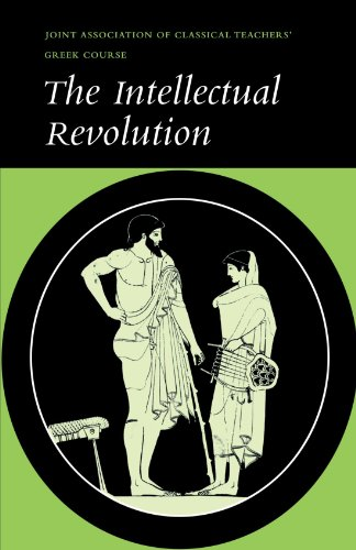 Intellectual Revolution Selections from Euripides, Thucydides and Plato  1980 edition cover