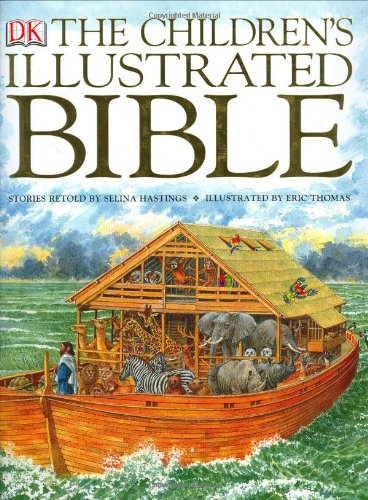 Children's Illustrated Bible  3rd 2004 edition cover