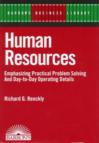 Human Resources N/A 9780764100611 Front Cover