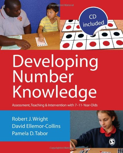 Developing Number Knowledge Assessment,Teaching and Intervention with 7-11 Year Olds  2012 edition cover