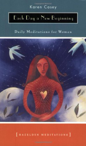 Each Day a New Beginning Daily Meditations for Women 2nd 1982 edition cover
