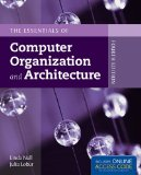 Essentials of Computer Organization and Architecture  4th 2015 edition cover