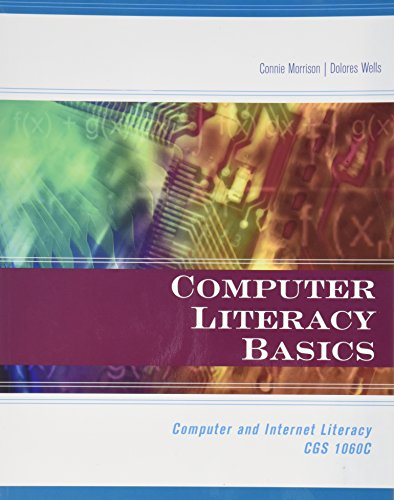 COMPUTER LITERACY BASICS >CUSTOM<       N/A 9781285118611 Front Cover