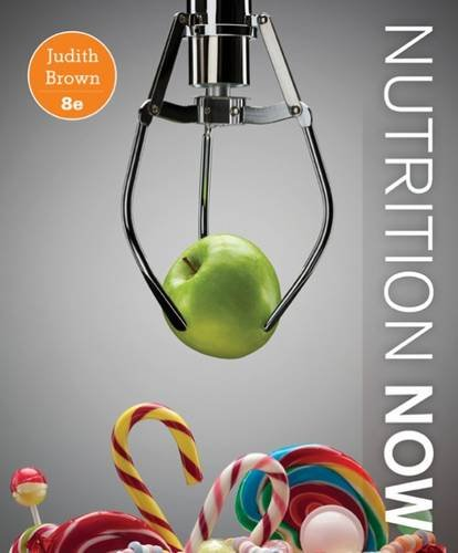 Nutrition Now:   2016 9781305656611 Front Cover