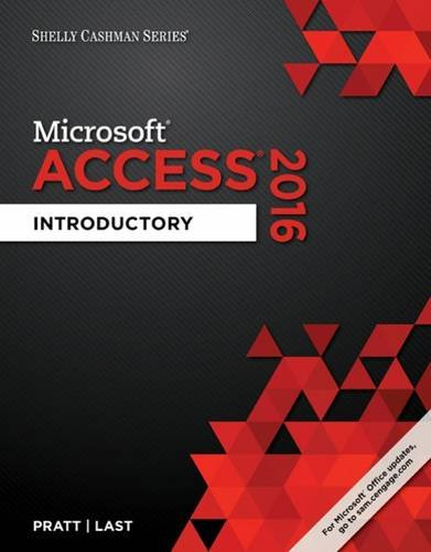 Microsoft Office 365 & Access 2016: Introductory  2016 9781305870611 Front Cover