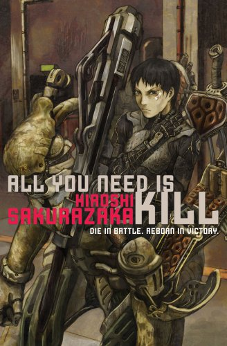 All You Need Is Kill   2009 edition cover